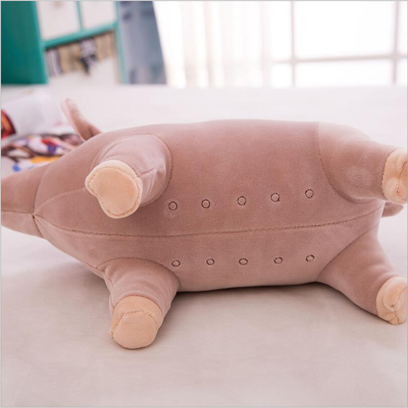 Lovely Simulation Pig Plush Toys Stuffed Animal Pig Plush Doll Toy Children Birthday Gift amp Valentine 39 s Day Gifts in Stuffed amp Plush Animals from Toys amp Hobbies
