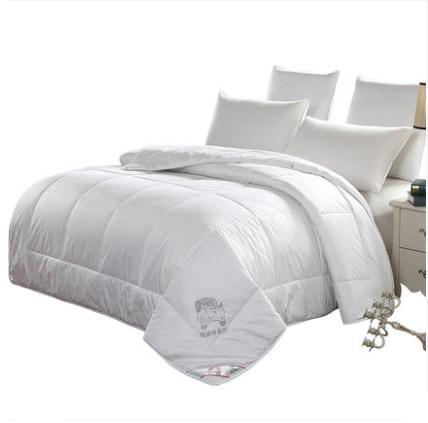 200x230cm 100 A Australian Wool Comforter Winter Quilt Sheep Hair Blanket Comforters Quilted top capa edredones
