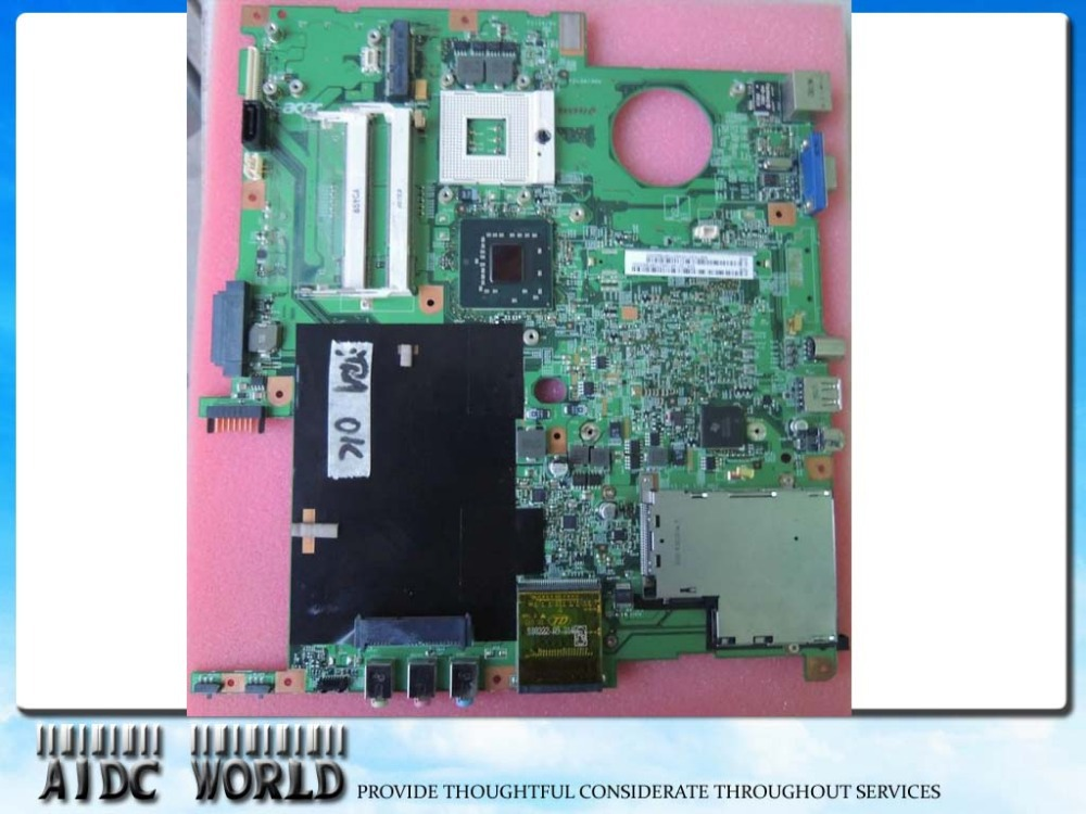 LAPTOP Motherboard FOR ACER Extensa 5220 5620 MB.TMW01.001 COLUMBIA MB 48.4T301.01T 100% TESTED GOOD