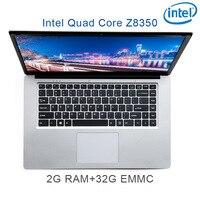 """מקלדת ושפת os זמינה הכסף 2G RAM 32G eMMC Intel Atom Z8350 15.6"""" מקלדת מחברת מחשב ניידת ושפת OS זמינה עבור לבחור (1)"""