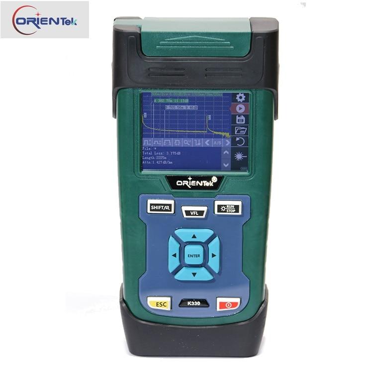 Orientek K330 Mini OTDR SM 1310/1550nm ,32/30 dB Equal to EXFO OTDR