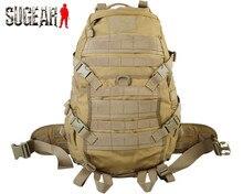 Airsoft 1000D Molle Tactical Carry Every Day Backpack w/Cintura Cinto Militar Nylon Impermeável Ajustável Durável Bolsa de Ombro Homens