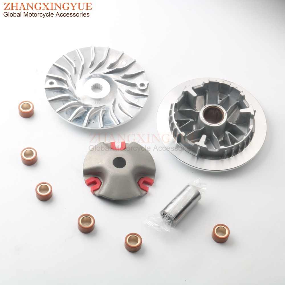 Scooter High quality Variator for Yamaha AEROX 155 NMAX N-MAX 125 150 155 4  stroke