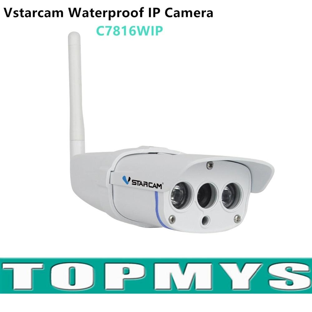 Здесь продается  Vstarcam 7200P HD IP camera network camera C7816WIP Wireless wifi CCTV ip camera IR10m night vision support iso android view   Безопасность и защита