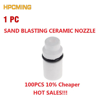 Free Shipping! High Pressure Washer Fitting Sand Blasting Hose Ceramic Nozzle High Quality (CW123)