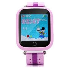 Q750 niños reloj GPS reloj inteligente con Wifi 1.54 pulgadas Dispositivo de Localización de Llamadas pantalla táctil SOS Tracker niños PK Seguro Q50