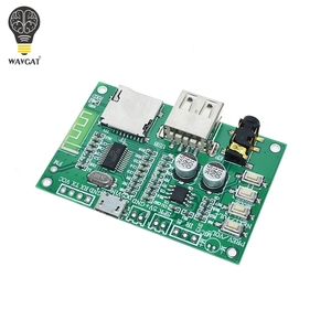 Image 3 - BT201 듀얼 모드 5.0 블루투스 무손실 오디오 전력 증폭기 보드 모듈 Tf 카드 U 디스크 Ble Spp 직렬 포트 투명 트랜스