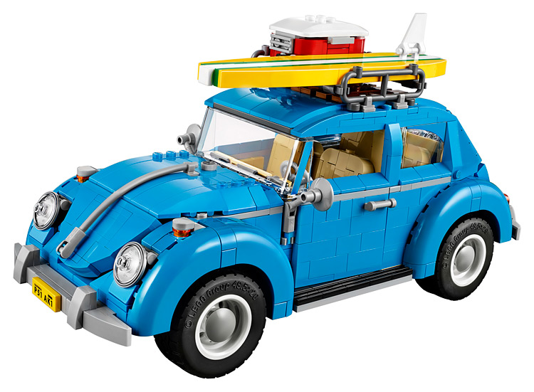 21003 1193pcs Creator Series City Car Beetle building blocks Bricks toys for children Compatible Legoe Technic 10252 lepin 21003 series city car beetle model building blocks blue technic children lepins toys gift clone 10252