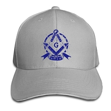 8e0c8d7ce62 Masonic Freemason Adjustable Baseball Cap Casual Hat(China)