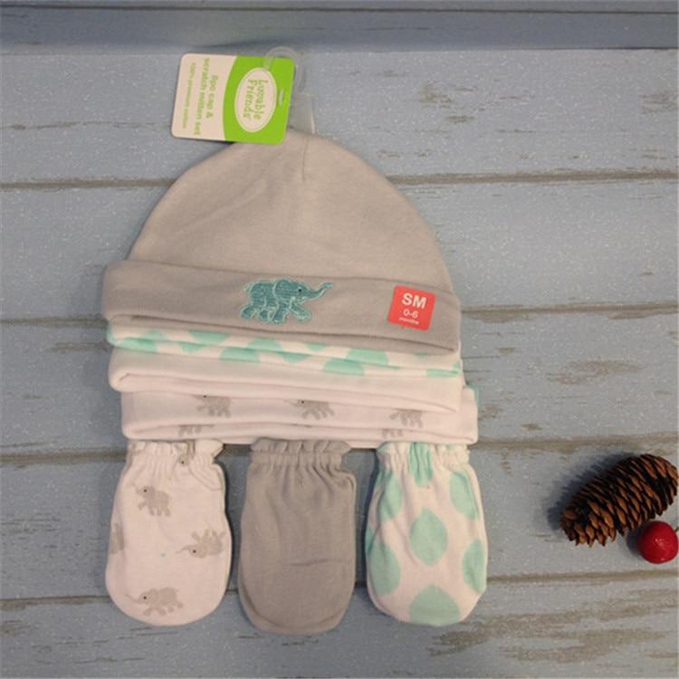 Супер хлопок, летние шапки и кепки для маленьких мальчиков и девочек, реквизит для фотосъемки новорожденных, 0-6 месяцев, infantil menina, Детские аксессуары - Цвет: gray 5004