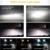 OGA 2 PCS H8 H9 H11 50 W 8000LM Lâmpada Principal Do Carro LEVOU Auto Farol Kit de Luz de Nevoeiro Lâmpada Tudo Em Um 12 V 24 V 6500 K Com CSP LEVOU fichas