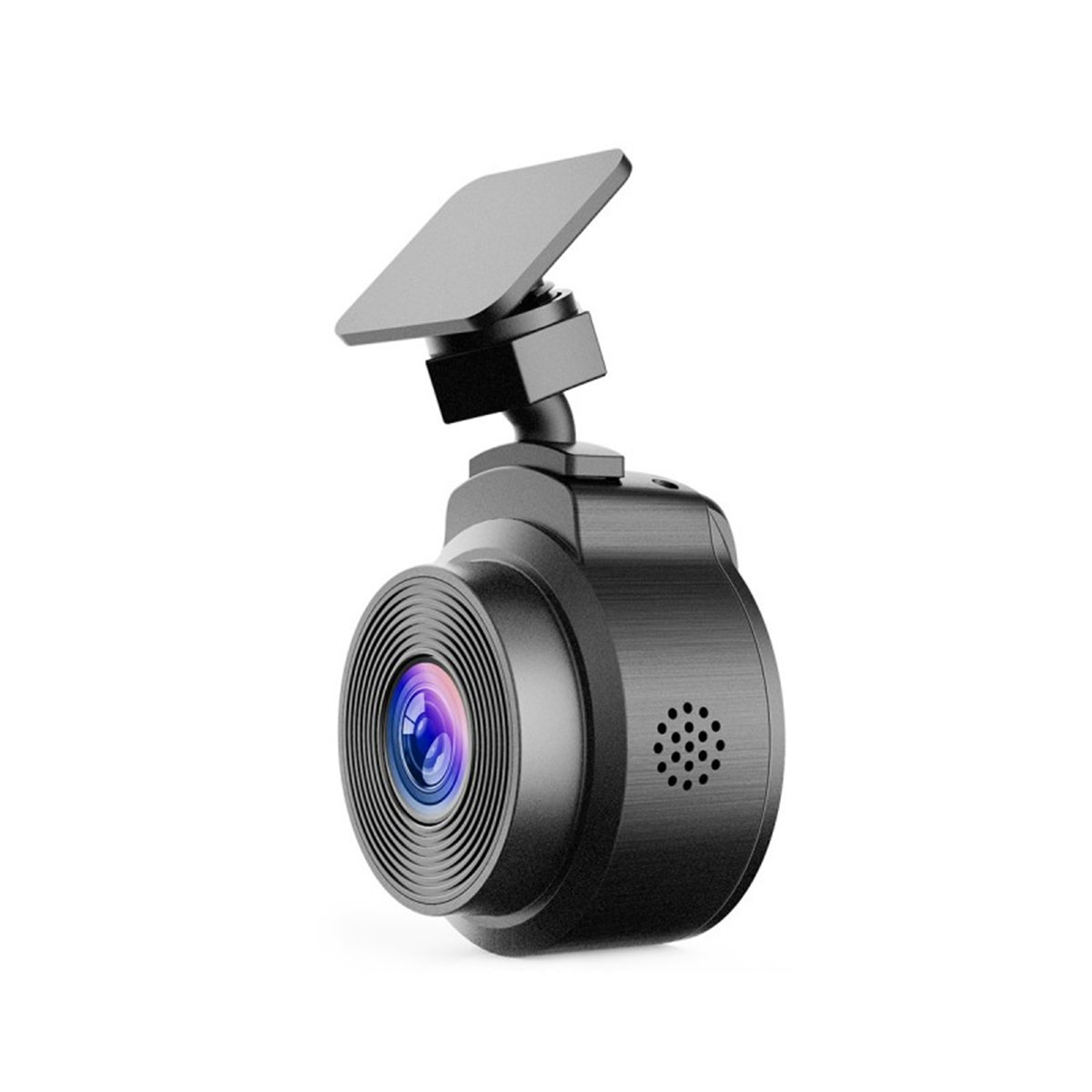 Portable Full HD 1080P Capacitor Car DVR Camera Wifi HD DVR Loop Recording Night Vision Support ISO Android APP Brand New
