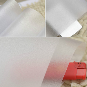 PVC Wide Opaque Privacy Static Glass WindowHome Decor Window Cover Stickers Office Bathroom Glass Film(China)
