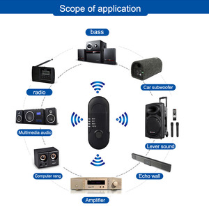 Image 5 - AOSHIKE  FM Transmitter Bluetooth Reciever FM Modulator Radio Hands Free Car Kit Car MP3 Audio Player with USB Car Charger TF U