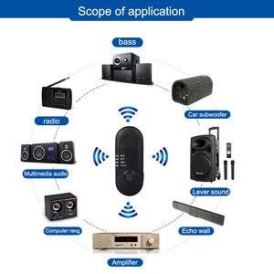 Image 5 - Aoshike fm transmissor bluetooth reciever fm modulador rádio mãos livres carro kit mp3 player de áudio com usb carregador de carro tf u