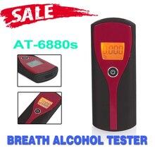 Тестер дыхания спирта анализатор с ручным ремешком тестер алкоголя цифровой алкотестер, дыхательный тест спирта Тестер