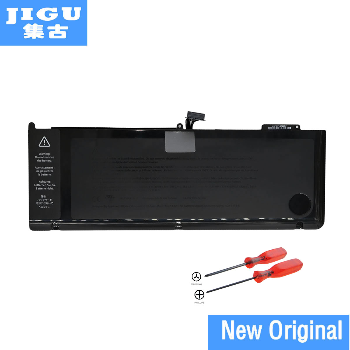 JIGU Free shipping A1382 Original Laptop Battery For Apple MacBook Pro 15 A1286 year 2011 2012 MC721 MC723 Series magdi mousa genome mapping of radish raphanus sativus l using pcr based markers