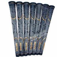 Cooyute gorąca sprzedaż nowy Golf uchwyty przędza węglowa drewna golfowe uchwyty czarny kolory w wybór 30 sztuk/partia żelazka kluby uchwyty darmowa wysyłka