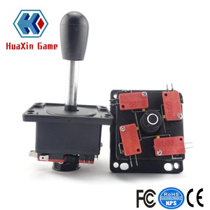 Classic 4/8 way Arcade Game Durable Spanish Style joystick for Arcade Game Parts