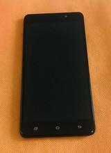 Utilisé écran daffichage LCD dorigine + écran tactile + cadre pour UHANS Note 4 MTK6737 Quad Core livraison gratuite