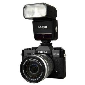 Image 5 - Godox TT350F מיני Speedlite פלאש עבור Fujifilm X T20 X T3 TTL HSS GN36 1/8000S 2.4G אלחוטי מערכת/X1T F טריגר משדר