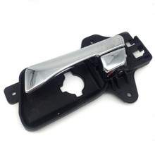 electroplate Bright color for Hyundai I30 2009 For Elantra 2008 Inside Door Handle 2007 Top quality