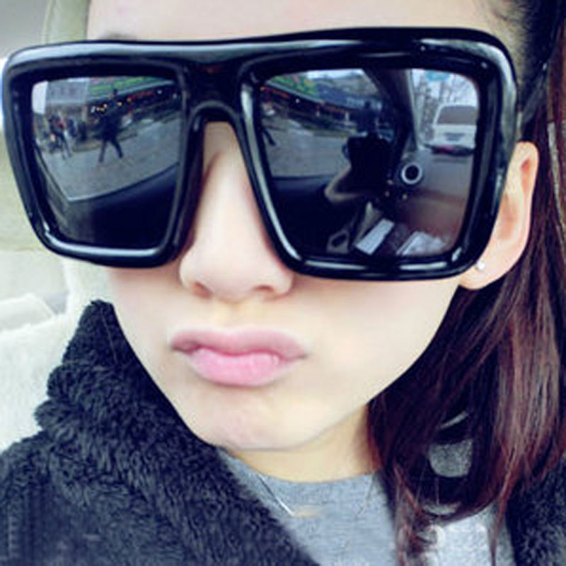 big sunglasses  Aliexpress.com : Buy Fashion womens oversized sunglasses, big ...
