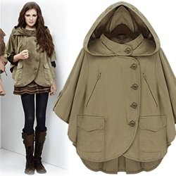 Aliexpress.com : Buy Chic Vintage Casual Ladies' Jacket Military ...