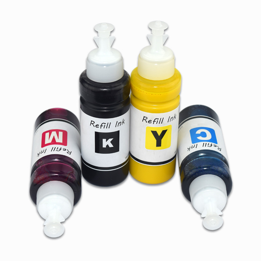 4color 100ml T7921 T7921 T7924 Printing Pigment Ink for Epson WorkForce Pro WF 5621 wf 5111 wf 5191 Printer in Ink Refill Kits from Computer Office