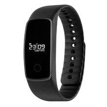 Шагомер Браслет M01 Heart Rate Monitor Часы Рассчитывает Шаг Умный Браслет Bluetooth 4.0 Фитнес-Трекер Для IOS Android-Браслет