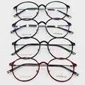Luz de Tungstênio de Aço Plástico Armação de óculos Senhora Alta Arquivos Vai Enquadrar Miopia Imagem Homem Maré Miopia Óculos Oculista