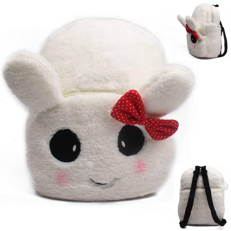 c6cbb8382fb Korean Style Children Toys Bags Cute Cartoon Plush Panda Backpacks  Kindergarten Boys Girls School Bags Brinquedos Escolar Dj167-in Plush  Backpacks from Toys ...