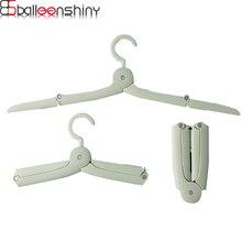 BalleenShiny мини складные вешалки для путешествий телескопические портативные вешалки для одежды дорожные сушилки для одежды органайзер для одежды Yd0444