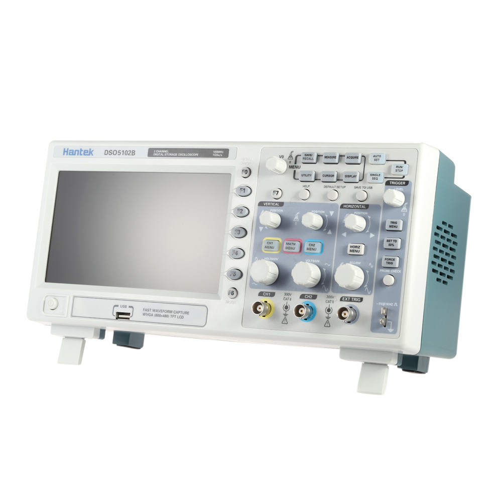 DSO5062B DSO5102B DSO5202B Digital storage oscilloscope usb 100MHz 2CH 1GSa/s 25GSa/s 1M 2 Channel, Digital Storage osciloscopio цена