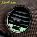 Air conditioning Vent Sequin Air Conditioner Vents Sticker For Chevrolet Chevy Cruze sedan hatchback 2009 2010 2011 2012 2013