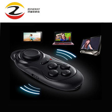 Universal Bluetooth Remote Controller Game Joystick Gamepad Console Selfie Shutter for Android iOS Smartphone for 3D VR Glasses