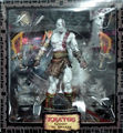 Genuine NECA toys anime games GOD OF WAR 3 Kratos PVC Action Figures toy free shipping