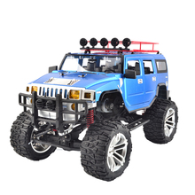 2018 Upgrade Electric RC Truck 1:10 2.4G High Speed 4 wheel Drive Truck Climbing RC  Auto 4WD RTR Open End 6WD 8WD 10WD Drive