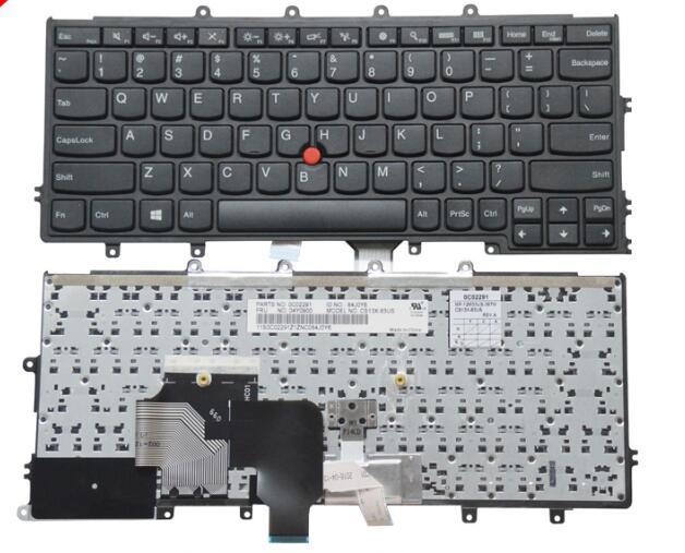 Nouveau pour lenovo IBM Thinkpad X230S X240 X240S X250 X260 X270 clavier d'ordinateur portable