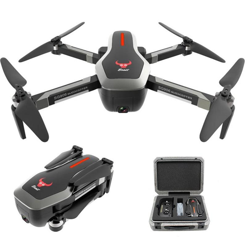 HobbyLane ZLRC Beast SG906 5G Wifi GPS FPV Drone With 4K HD Camera And EPP Suitcase RC Quadcopter Aircraft Quadrocopter Toys Kid