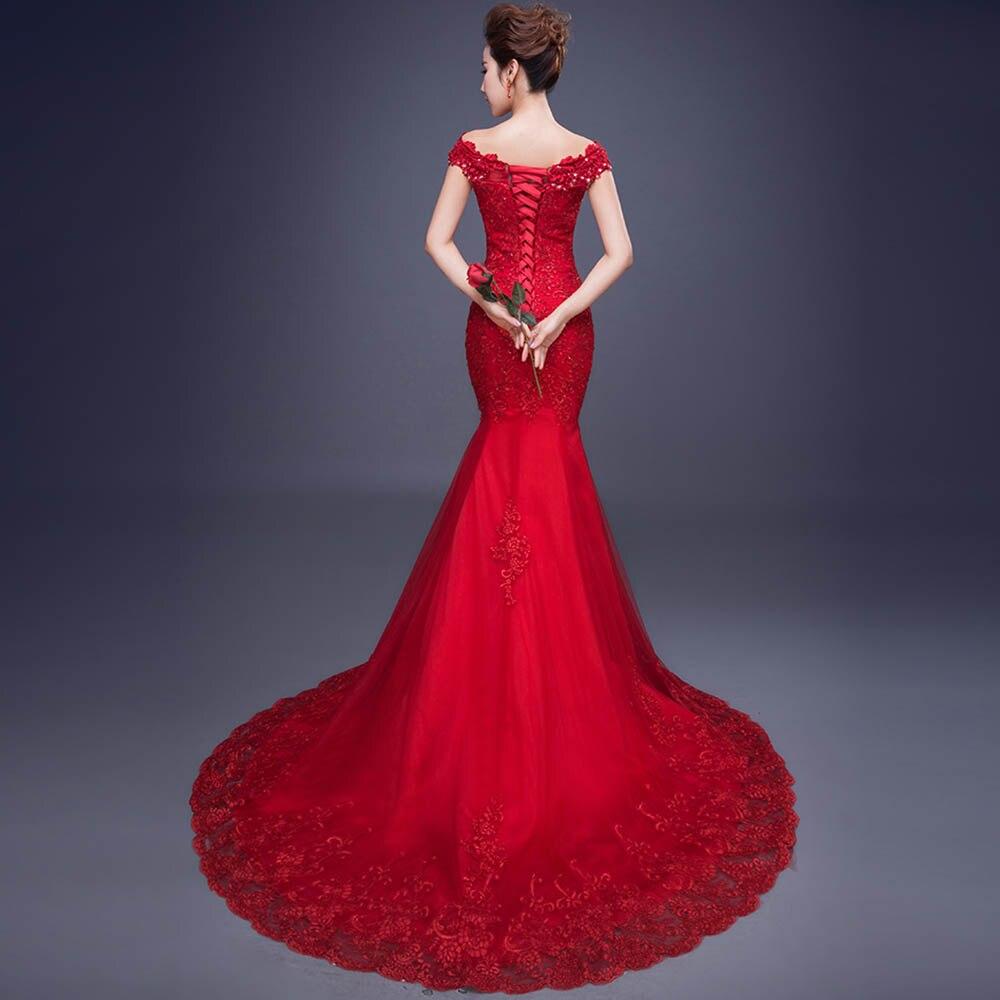 Único N Roja Vestidos De Novia Blancos Ornamento - Vestido de Novia ...