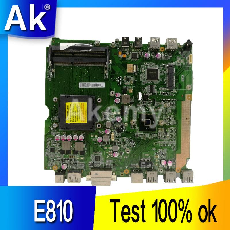 AK Original All-in-one motherboard For ASUS E810 mainboard 100% Test ok WorksAK Original All-in-one motherboard For ASUS E810 mainboard 100% Test ok Works