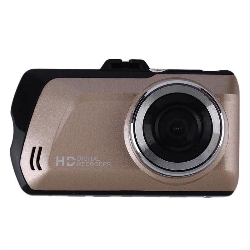Voiture DVR Voiture Caméra Dash Cam Full HD 1080 p 3 pouce Parking Conduite Enregistreur Vidéo Véhicule Caméscope