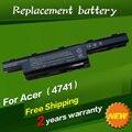 Jigu 6 celdas de batería portátil para acer aspire v3 v3-471g v3-551 v3-551g v3-571 v3-571g v3-771 v3-771g v3-771-6683