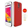 SERVO H1 4.5 дюймов Android 6.0 мобильный телефон Quad Core Dual Sim смартфон 5.0MP 2 Г 3 Г GSM WCDMA сотовый дешевый смартфон P065