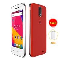 SERVO H1 4.5 inch Android 6.0 điện thoại di động Quad Core Dual Sim điện thoại thông minh 5.0MP 2 Gam 3 Gam GSM WCDMA di động giá rẻ nhất thông minh điện thoại P065