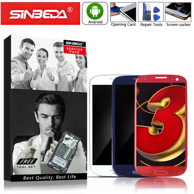 4.8 inch Super AMOLED Screen For SAMSUNG Galaxy S3 i9300 i9305 i747 i535 LCD Display Touch Screen with Frame Digitizer Display #4.8 inch Super AMOLED Screen For SAMSUNG Galaxy S3 i9300 i9305 i747 i535 LCD Display Touch Screen with Frame Digitizer Display #