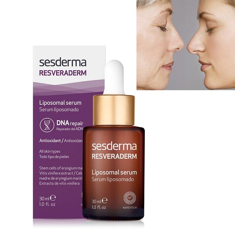 Sesderma Resveraderm Liposomal Antioxidant Serum 30ml Powerful Anti Aging Serum For Age 30+