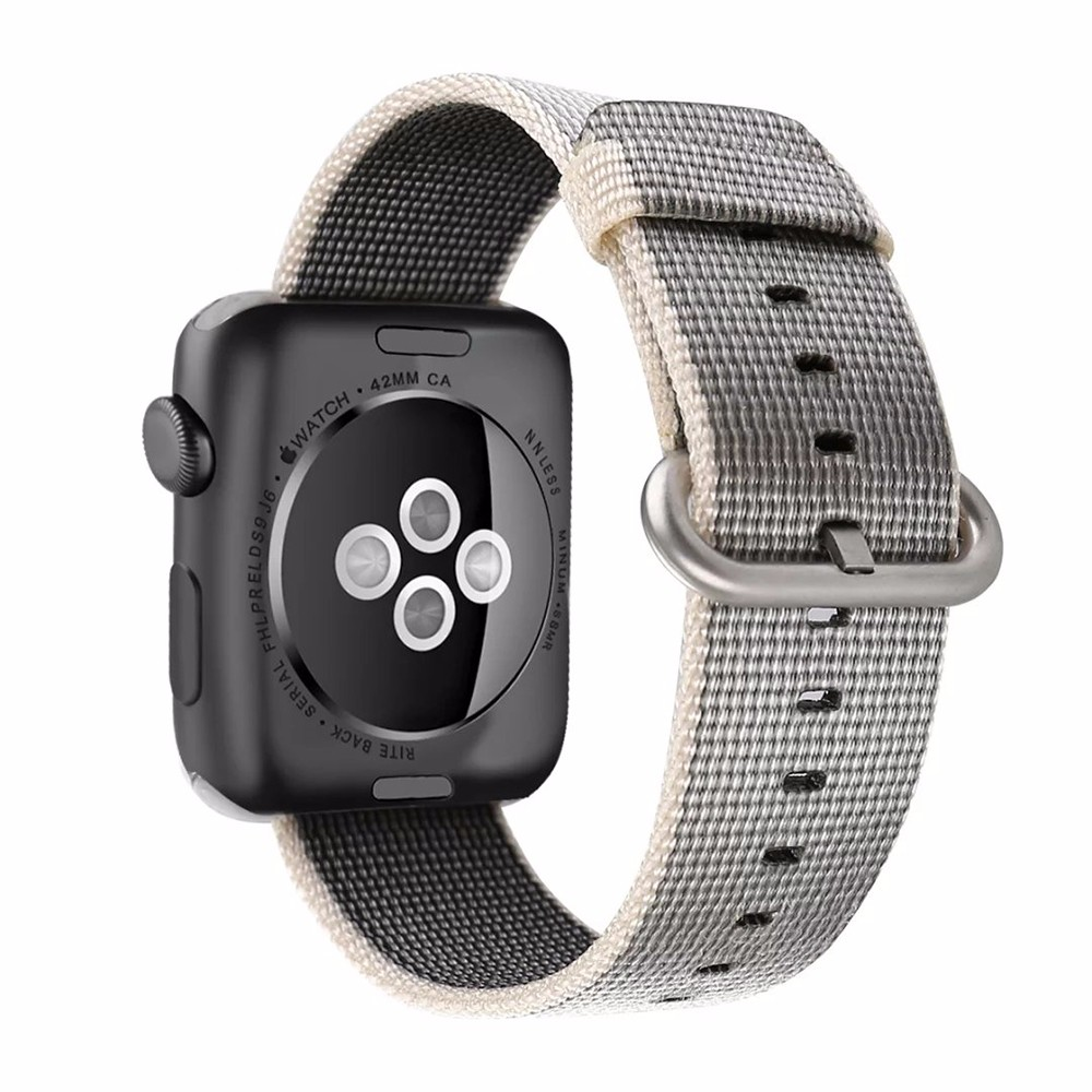 Woven-Nylon-Casual-Sports-Men-Women-Watch-Band-for-Apple-Watch-Iwatch-Strap-Wrist-Bracelet-Connector (2)