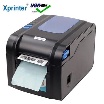 Xprinter Label Barcode Printer Thermal Receipt Bar Code Print 20mm-80mm Sticker Printer Bluetooth WIFI LAN USB 1